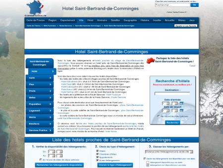 HOTEL SAINT-BERTRAND-DE-COMMINGES :...