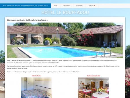 Hôtel le BOUFFADOU - Moliade - 65230...