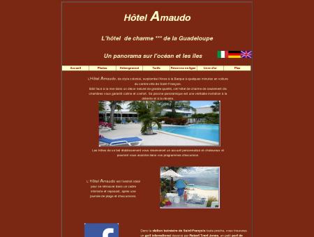Hotel 3 étoiles Guadeloupe - Hotel de charme...