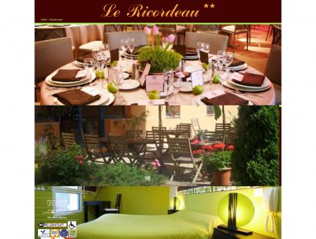 Hotel Rennes - Hotel restaurant 2 etoiles...