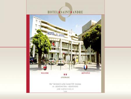 Annemasse Hotel Saint Andre : Un hotel de...