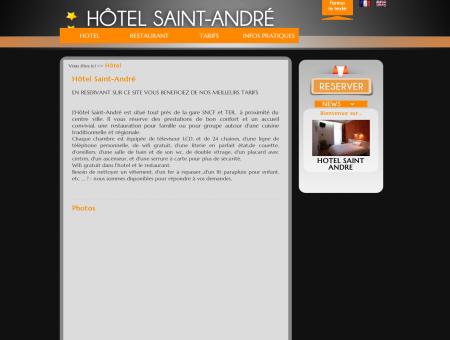 HOTEL clermont près gare, hotel saint...