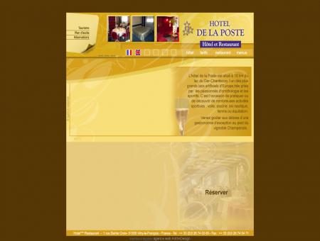 Hôtel Restaurant dans la Marne à Vitry le...