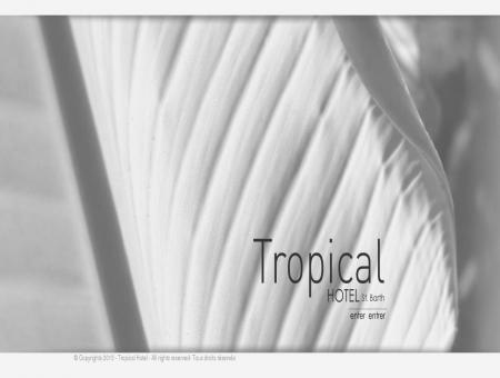 Tropical Hotel - St Barth / Saint Barthelemy