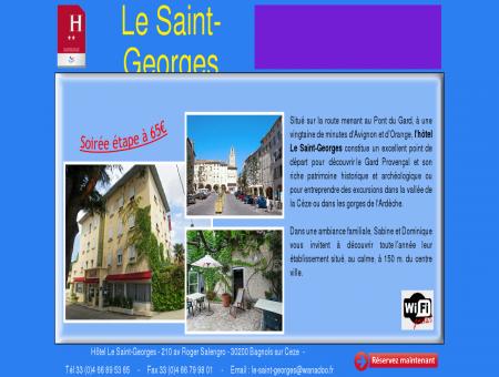 Hotel Restaurant Le Saint Georges