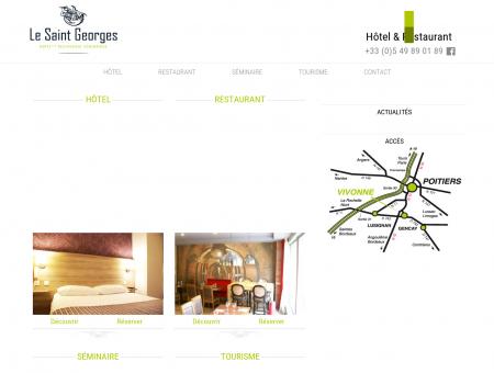 Hotel Saint Georges - Un hôtel de charme à...