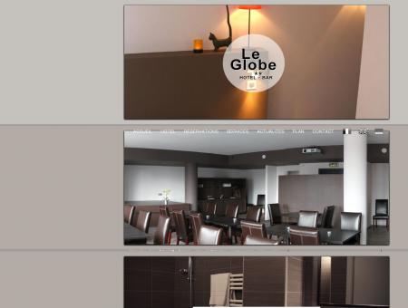 Hôtel Le Globe dans les Vosges, bar à Saint-Dié...