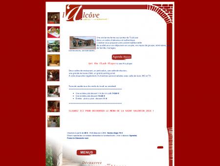 L'Alcove - Hotel Restaurant Villemur sur Tarn -...