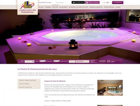 Spa Saint Amand Les Eaux | Hôtel Avec Spa...