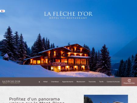 Hotel La Fleche d'Or - Hotel 3 etoiles Saint...