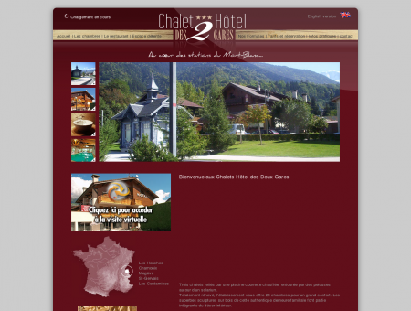 Hôtel des deux gares - Saint-Gervais - Le Fayet