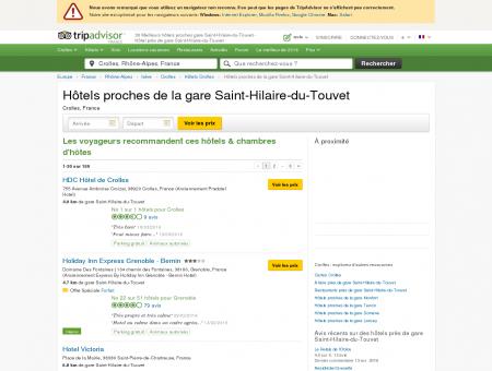 30 Meilleurs hôtels proches gare Saint-Hilaire...