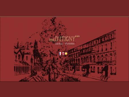 Hotel Luchon Etigny - hotel de charme à...