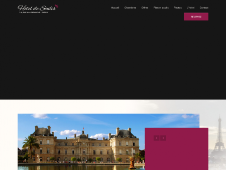 Hotel de Senlis Paris | OFFICIAL SITE | Hotel Saint ...