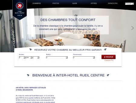 Hôtel Rueil Centre à Rueil Malmaison | Hôtel 3...