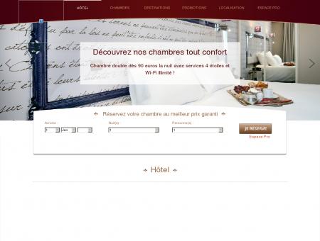 Hôtel | QUALYS-HOTEL Rueil La Défense