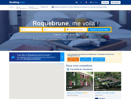 2 Hôtels à Roquebrune - Hotel Roquebrune