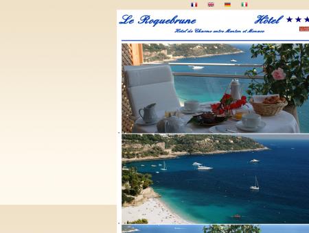 Hotel Le Roquebrune - Hotel de Charme trois...