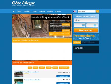 Hotel Roquebrune-Cap-Martin : Trouvez votre...