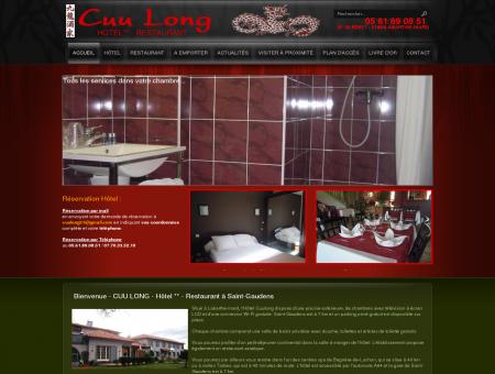 CUU LONG - Hôtel** - Restaurant à Saint...
