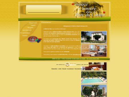 Hôtel situé à Salies du Salat dans la Haute...