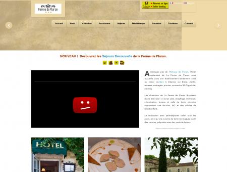 La Ferme de Flaran Hotel restaurant logis de...