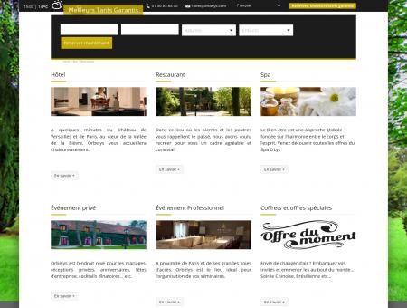 Hotel Spa Restaurant Orbelys | Hotel près de...