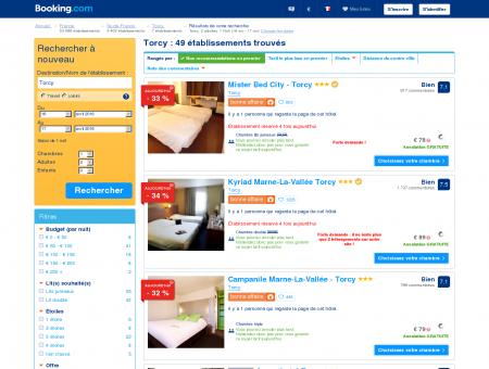 6 hôtels à Torcy - Booking.com - Hôtels avec...