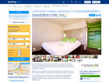 Booking.com: Hôtel Htl Torcy Marne-La-Vallée ...