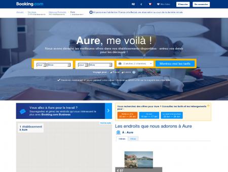 5 Hôtels à Aure - Profitez de nos offres spéciales!