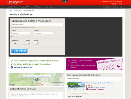 Hotel Vielle Aure   Hotels.com