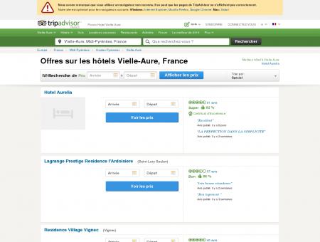 Hotels Vielle Aure - Vous Visitez Vielle-Aure?