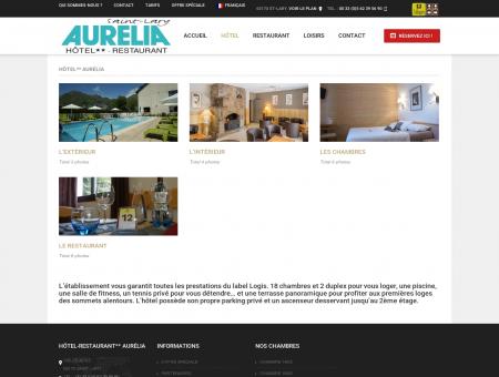 Hôtel   Hotel Aurelia St-Lary Soulan