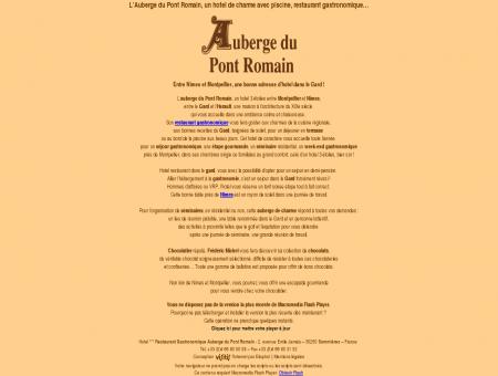 LAuberge du Pont Romain, un hotel de...