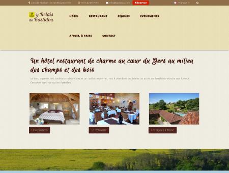 Le Relais du Bastidou Hotel restaurant de...