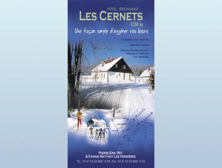 Hôtel-Restaurant Les Cernets - 2126 Les...
