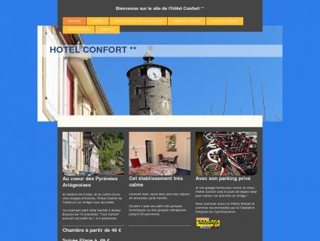 HOTEL CONFORT plateau de Beille