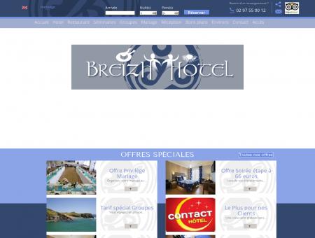 Hotel Restaurant Golfe du Morbihan- Hotel...