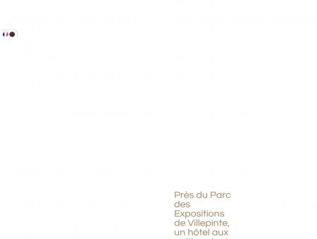 Acadie Hotel Parc des Expositions de Villepinte...