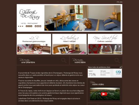 Hotel 3* Restaurant gastronomique en...