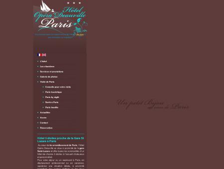 Hotel saint lazare - Hotel Gare Saint Lazare -...