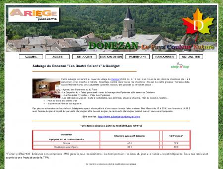 Bienvenue dans le Pays du Donezan -Ariège...