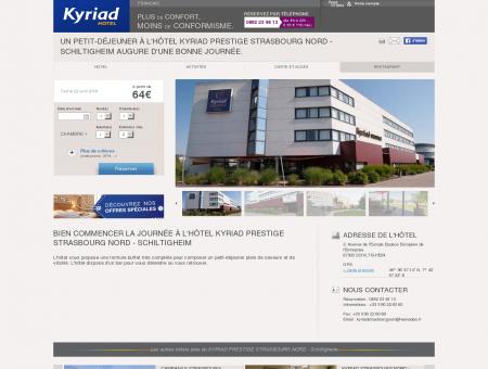 Kyriad vous accueille dans son restaurant de...