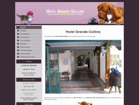 Hotel Grande Colline :Pension pour chiens et...