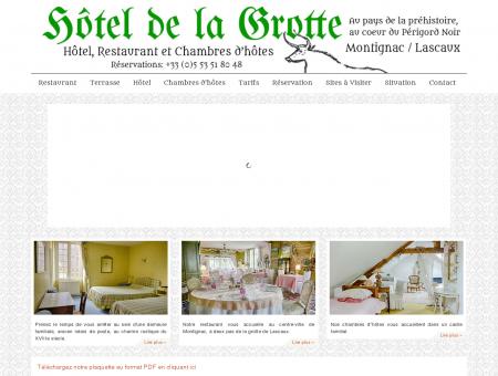 Hôtel de la Grotte - Montignac - Lascaux