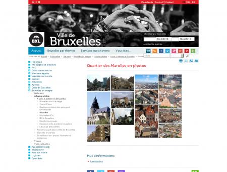 Quartier des Marolles en photos - Ville de...