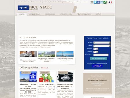 HOTEL NICE STADE : Votre Hôtel KYRIAD à...