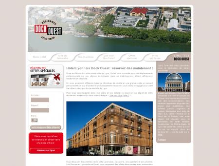 Hôtel Lyon : Dock Ouest du groupe Paul...