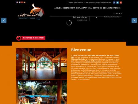 Hôtel Restaurant et SPA Palissandre Côte...
