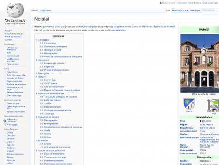 Noisiel  Wikipédia